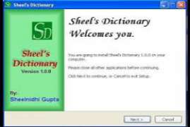 Sheels Hindi to English Dictionary 2